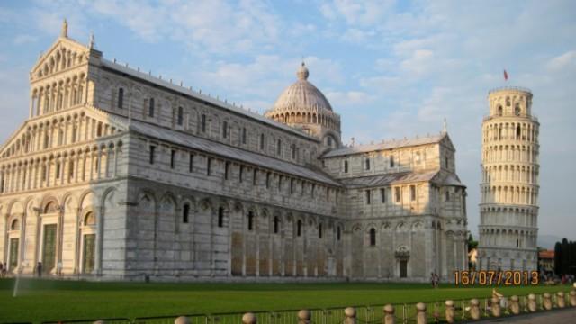 Pisa i San Giminiano Toskania 2013 018