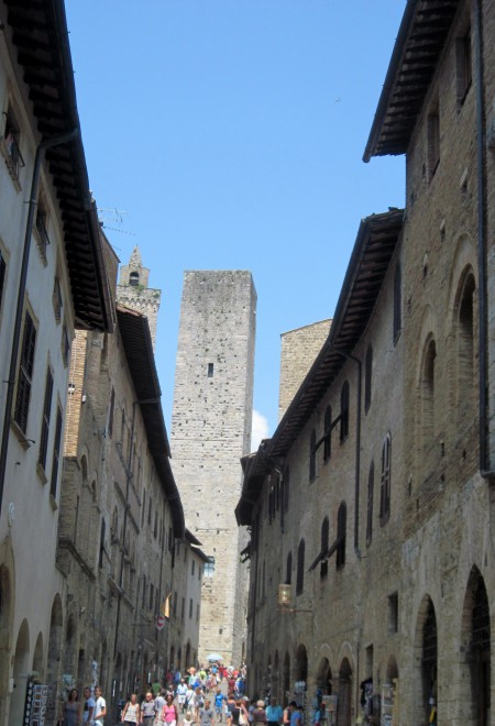 Pisa i San Giminiano Toskania 2013 130