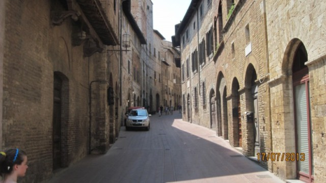 Pisa i San Giminiano Toskania 2013 143