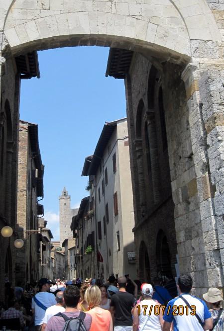 Pisa i San Giminiano Toskania 2013 116