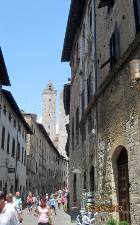 Pisa i San Giminiano Toskania 2013 129