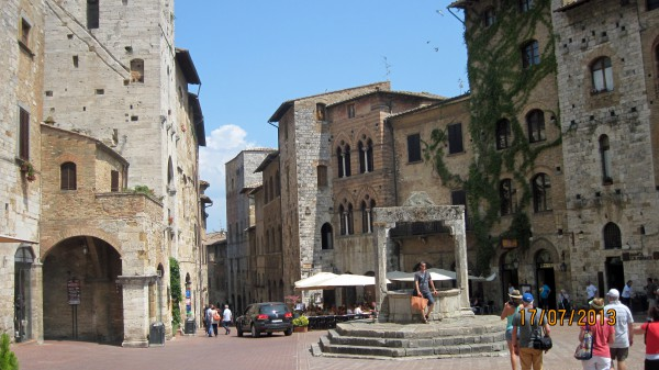 Pisa i San Giminiano Toskania 2013 156