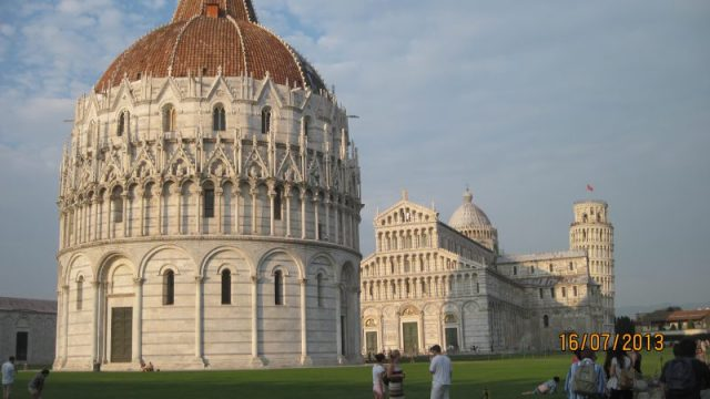 Pisa i San Giminiano Toskania 2013 007