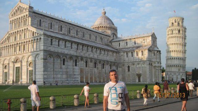 Pisa i San Giminiano Toskania 2013 019