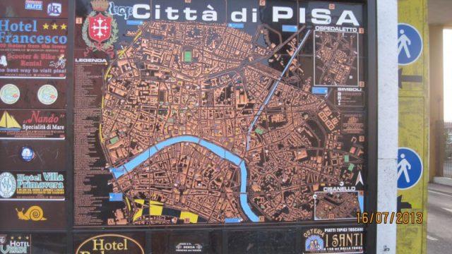 Pisa i San Giminiano Toskania 2013 043