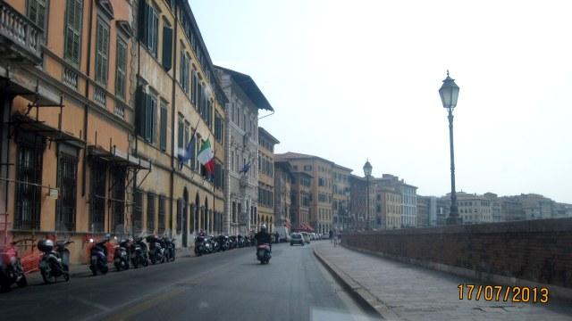 Pisa i San Giminiano Toskania 2013 074